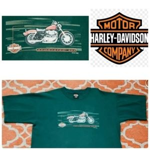 Harley Davidson VTG 1999 Sportster Cancun T-shirt